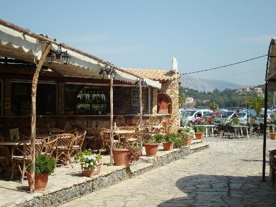 Iliada Beach Hotel : the restaurant