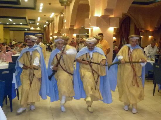 Be Live Collection Saidia: Animations lors de la soirée marocaine