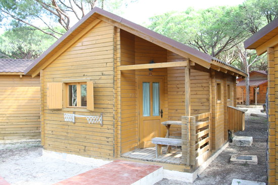 Camping Donana Playa: Cabaña