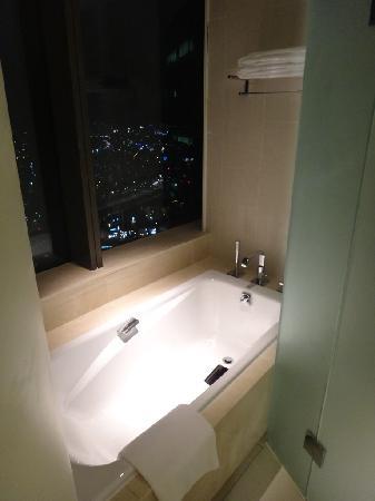 Sheraton Seoul D Cube City Hotel : バスルーム