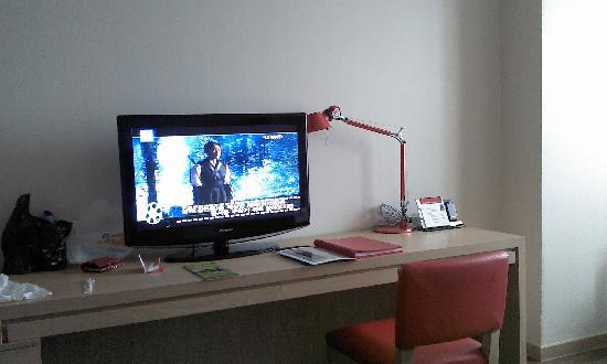 Ramada Hotel and Suites Seoul Namdaemun: 携帯の貸出しあり。通話使用分のみ支払い。