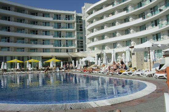 Festa Panorama : Hotel- basen