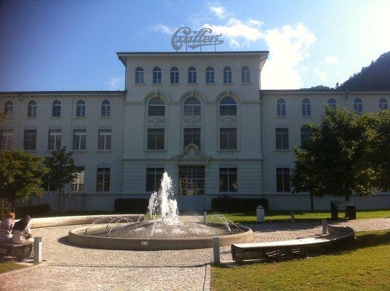 Broc, Schweiz: Le Maison Cailler