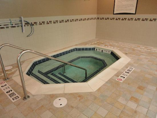 Staybridge Suites Rochester University: jacuzzi