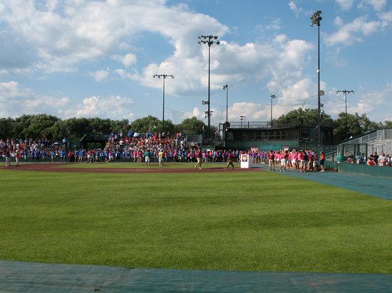 Cooperstown Dreams Park: Opening Ceremonies