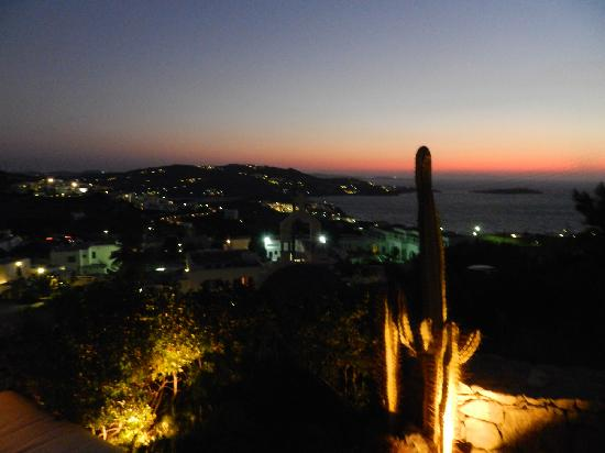 Gola Restaurant: Panoramic view