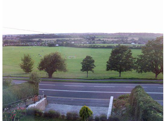 Sarum Heights: View from the Bourne room