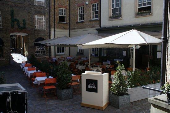 Hush Restaurant London Reviews