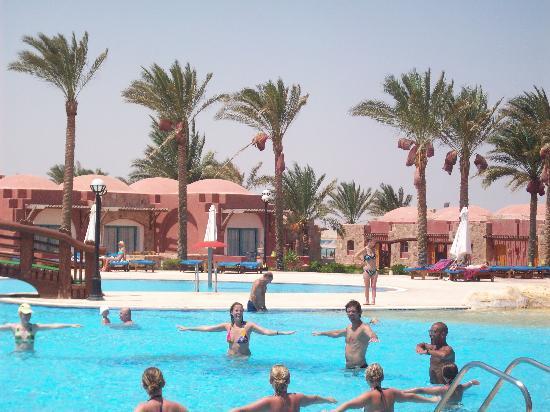 SENTIDO Oriental Dream Resort : Mr Fox - water gym