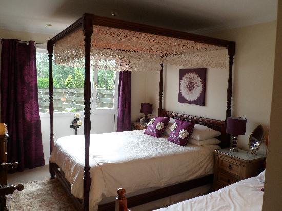 Cuil-Na-Sithe Corner of Heaven : Camera da letto