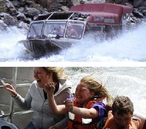 Lewiston, Αϊντάχο: Hells Canyon Jet Boat Tour