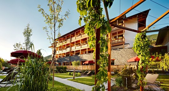Hotel Monika ****s the wellbeing Hotel in the Dolomites