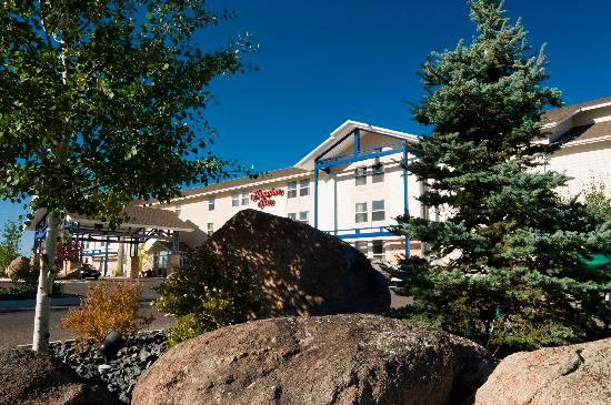 Hampton Inn Butte: Striking Landscaping, Modern Interior, 1st Rate Customer Service