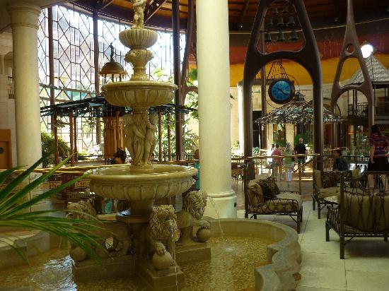 Cordial Mogan Playa: Foyer Area