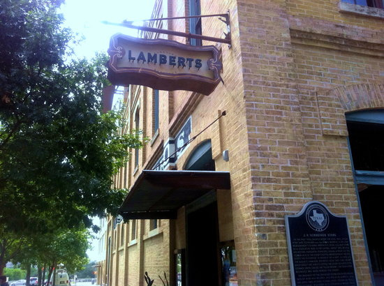 Photo of American Restaurant Lamberts Downtown Barbecue at 401 W 2nd St, Austin, TX 78701, United States