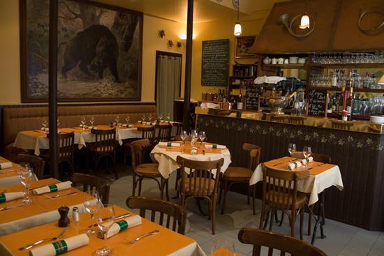 La billebaude paris tour eiffel invalides for Restaurant la salle a manger paris