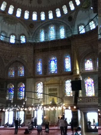 Bahaus Guesthouse: close to the blue mosque