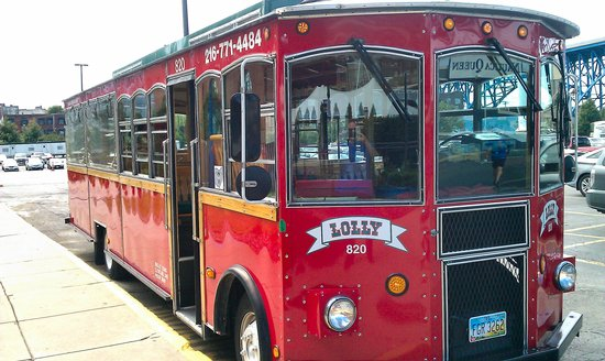 Lolly The Trolley Tours In Cleveland