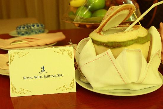 Royal Wing Suites & Spa: Welcome to Royal Wing
