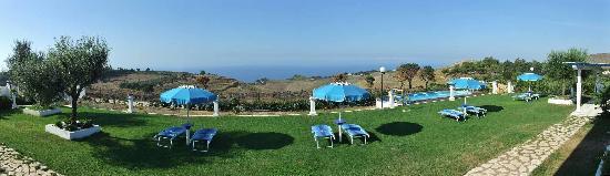 Panorama da Casa Mediterranea