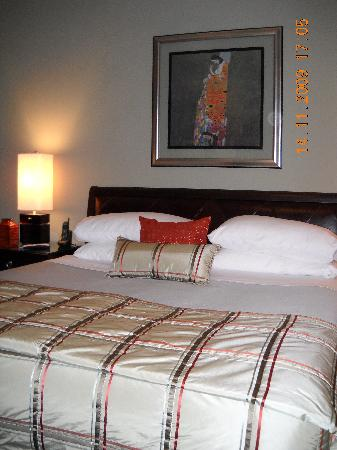The Guesthouse on Allen Street : Bed