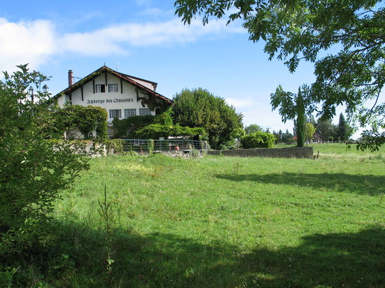 Auberge des Chasseurs : Peaceful surroundings
