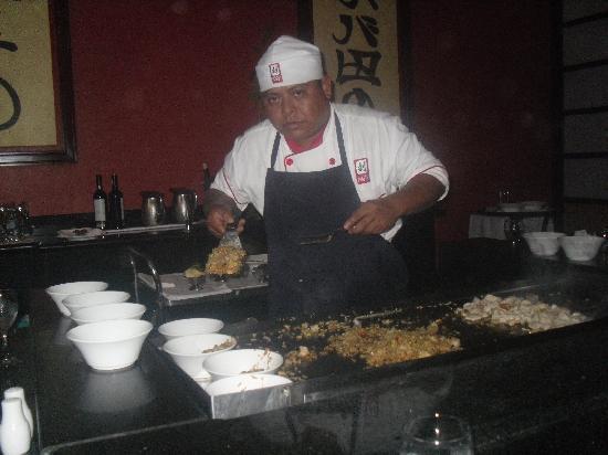 Grand Bahia Principe Tulum: super chef