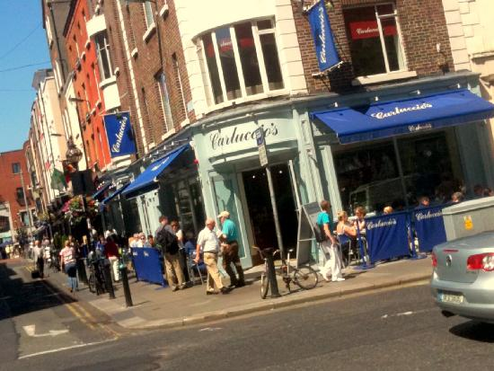 Carluccio S Restaurant Dublin Ireland