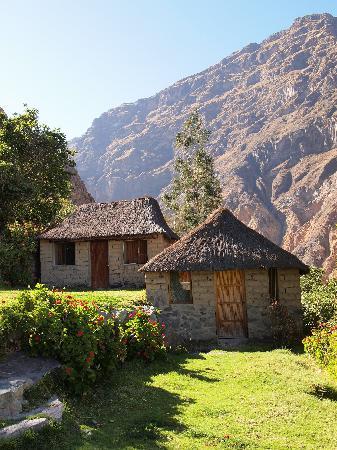 La Casa de Roy Colca: Beautiful location