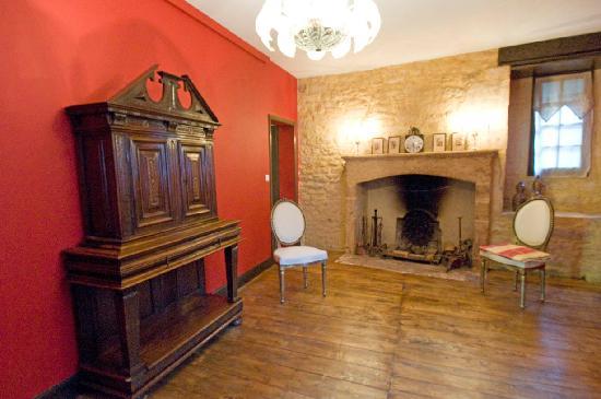 Les chambres du Manoir: Un hiver devant la cheminée