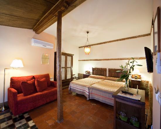 Hotel La Morada de Juan de Vargas: HABITACIÓN TALÍA