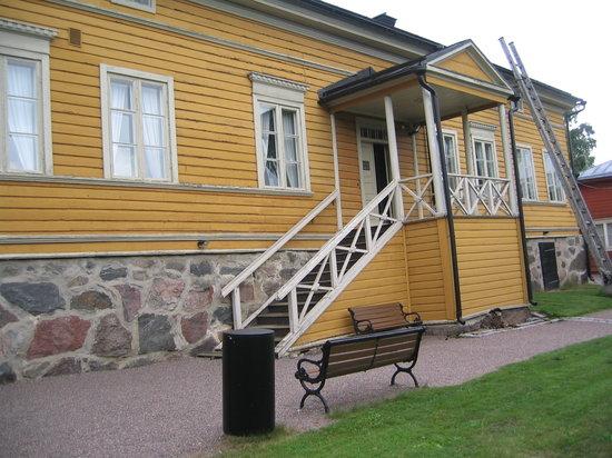 The Runeberg Home: Runeberg Home