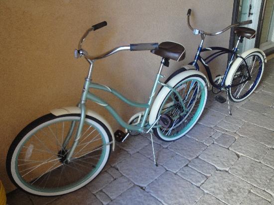 Milo's Inn at Boulder: bikes