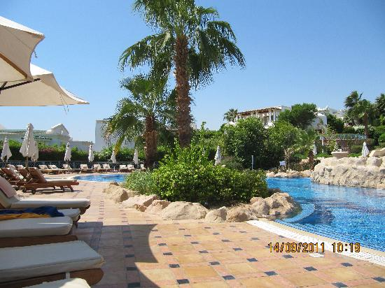 Hyatt Regency Sharm El Sheikh: By pool 2