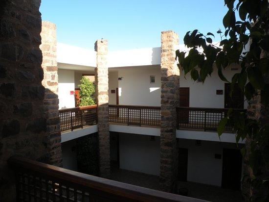 Ibis Moussafir Ouarzazate: patio