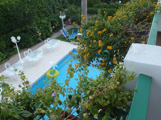 Hotel Eliseo Park's: View of pool