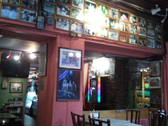 Cha Cha's In Bocca Al Lupo Cafe : Another Pic of inside of restaurant