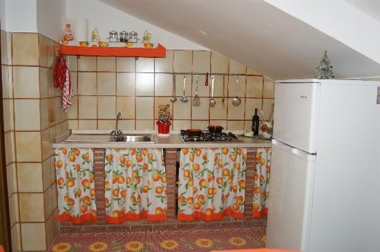 Casa Vacanze Bellavista: Angolo cottura