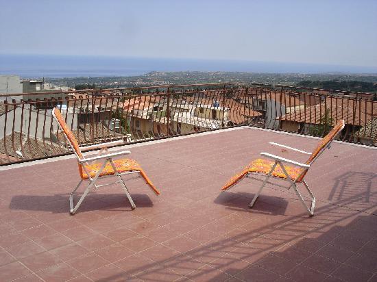 Casa Vacanze Bellavista: Terrazza panoramica
