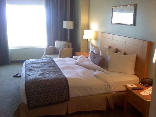 แพลทินัม โฮเต็ล แอนด์ สปา: Bedroom