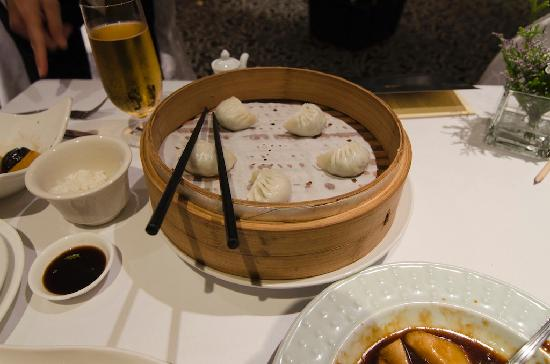 Tien Hsiang Lo: dumplings