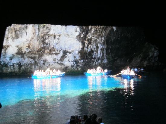 Melissani Cave: Melisani Cave
