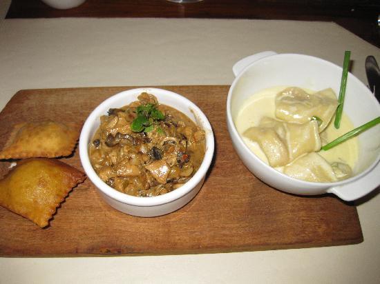 Almacen del Sur Cava Gourmet: Menu degustação