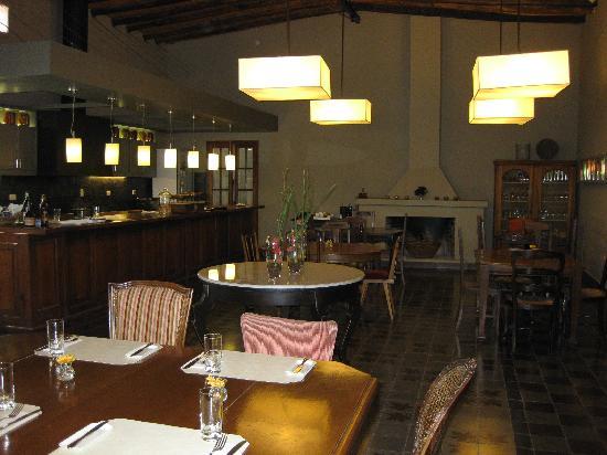 Almacen del Sur Cava Gourmet: Restaurante