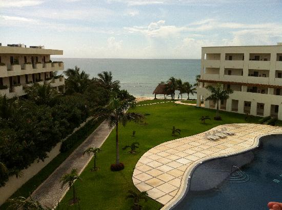 Secrets Silversands Riviera Cancun: View from room 4410