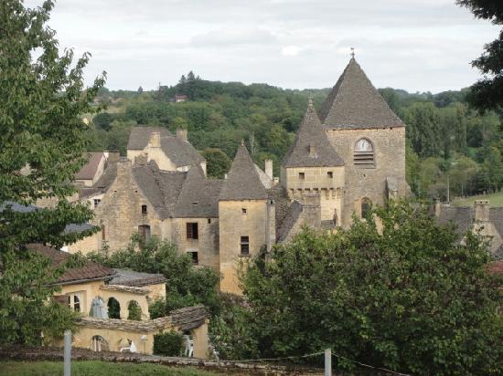 Restaurant Le Chateau: The Castle