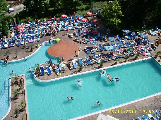 Pool veiw picture of laguna park hotel sunny beach - Sunny beach pools ...