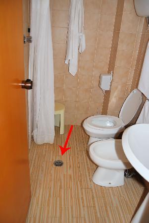 La Vela : Badezimmer