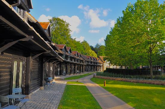Coworth Park - Dorchester Collection: barn