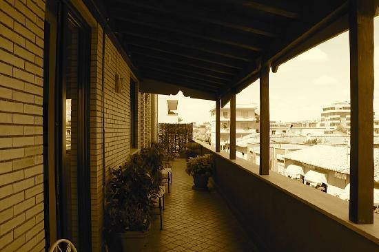 Domus Lina: Balcony